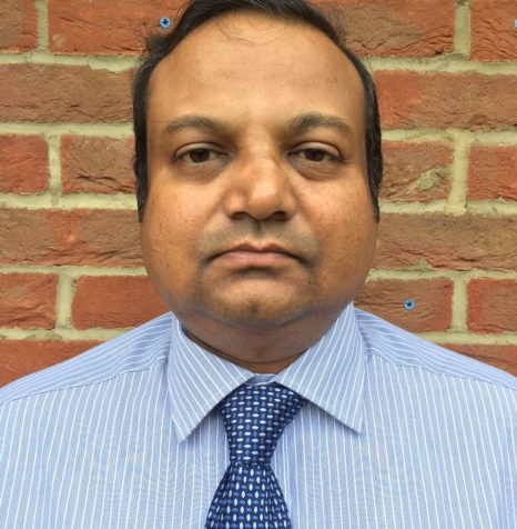 AJITH PILLAI - ESNEFT - Older People's Services