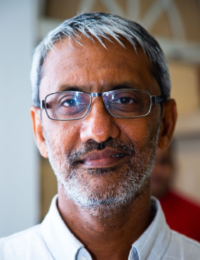 Photograph of Mohamed Ramali