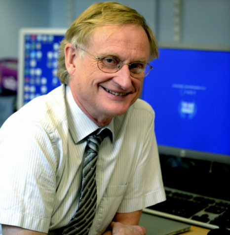 Prof Richard Watts - IHT - Rheumatology