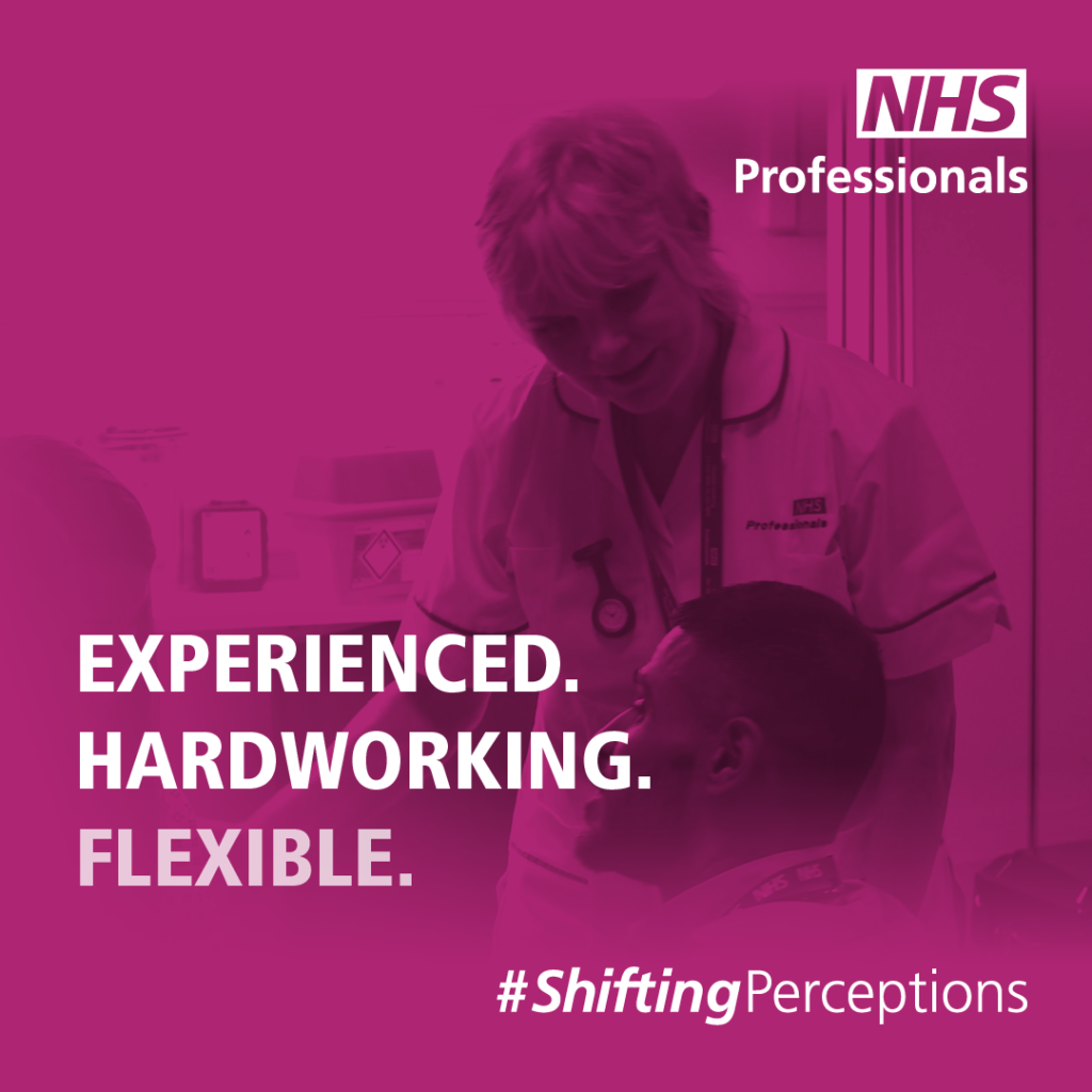 NHSP - experienced hard working flexible